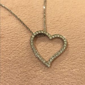 Swarovski Mozart Heart Necklace